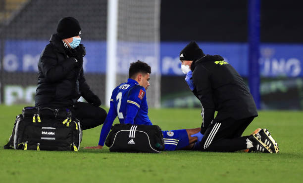 Justin set for lengthy spell on the sidelines after ACL injury