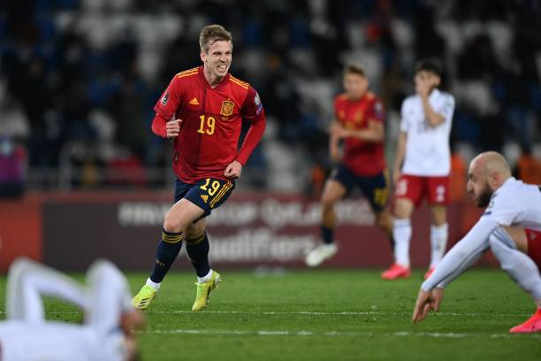 Olmo last-gasp winner spares Spain's blushes