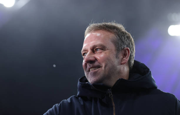 Germany appoint Flick as head coach on three-year deal