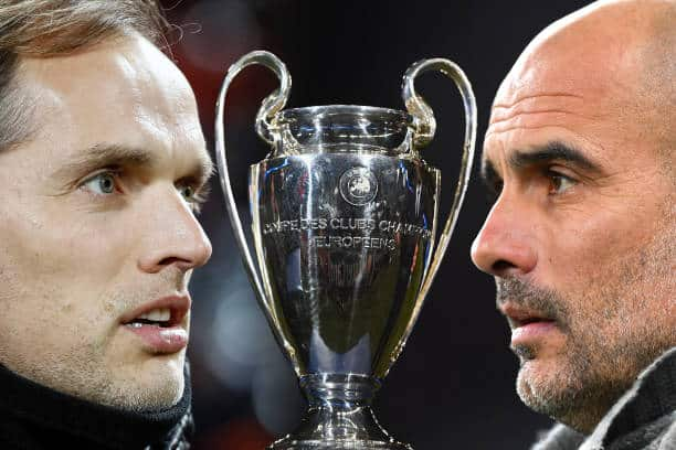 Football managers of the Champions League Final