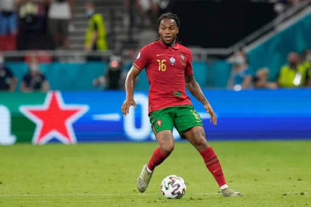 Portugal and Lille midfielder Renato Sanches (Photo by Darko Bandic / POOL / AFP) (Photo by DARKO BANDIC/POOL/AFP via Getty Images)