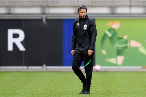 Mark Van Bommel, Wolfsburg, one of my managers to watch (Photo by Nico Paetze/DeFodi Images via Getty Images)