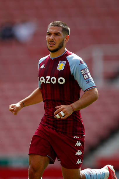 From Barcelona to Dortmund to Aston Villa- Emi Buendia (Photo by Malcolm Couzens/Getty Images)