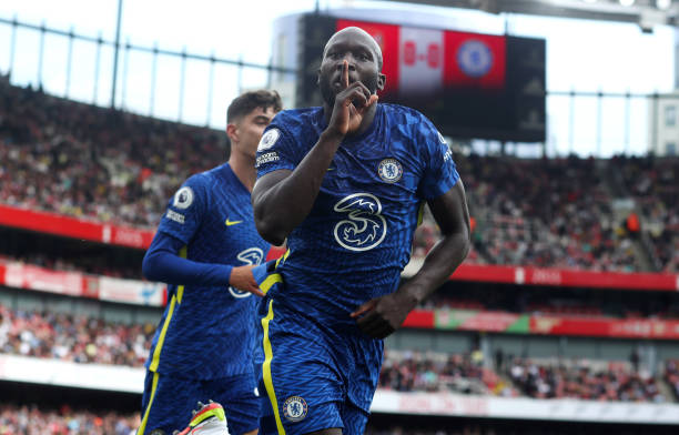 Will Lukaku do to Liverpool what he did to Arsenal? (Photo by Mark Leech/Offside/Offside via Getty Images)