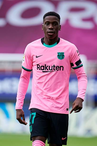 Barcelona wantaway Ilaix Moirba secured a late move to Leipzig (Photo by Cristian Trujillo/Quality Sport Images/Getty Images)