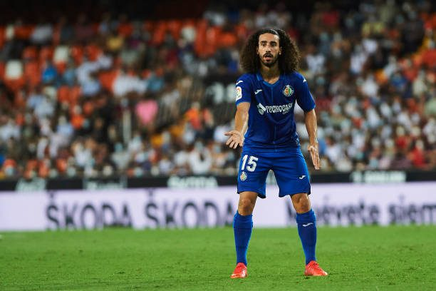 Marc Cucurella has swapped Getafe for Brighton, late on in this window (Photo by Maria Jose Segovia/DeFodi Images via Getty Images)